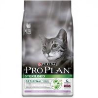 Purina Pro Plan Sterilised 7+ с индейкой 10 кг