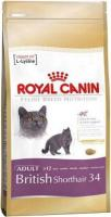 Royal Canin British Shorthair 34 Adult 4 кг