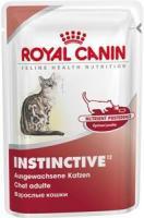 Royal Canin Instinctive 12 (кусочки в соусе) 0,085 кг