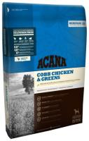 ACANA Heritage Cobb Chicken & Greens 6 кг