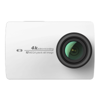 Xiaomi Yi 4K Action Camera Pearl White Travel Edition
