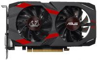 ASUS GeForce GTX 1050 Ti Cerberus OC 4GB (CERBERUS-GTX1050TI-O4G)