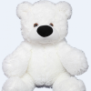 Алина Медведь сидячий «Бублик» 120 см